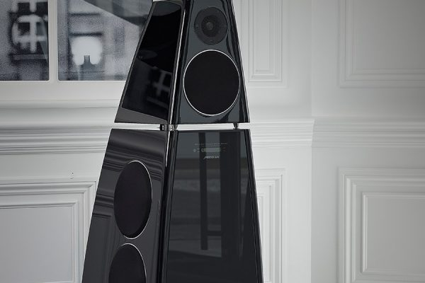 meridian audio loudspeakers